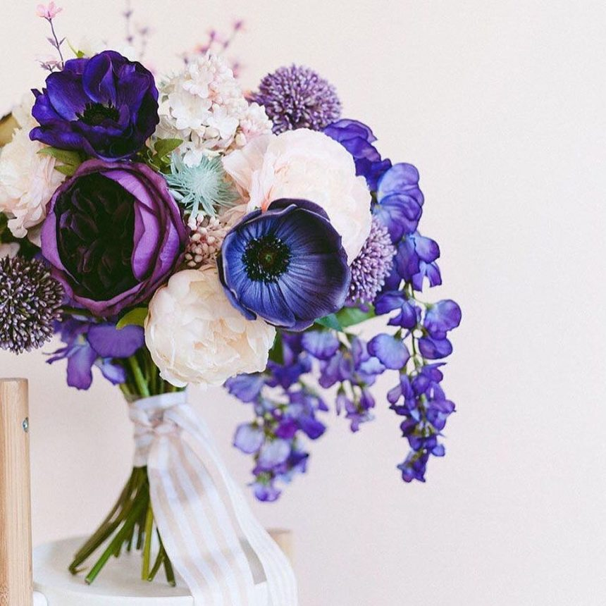 Colore Pantone 2018: wedding in Ultra Violet!