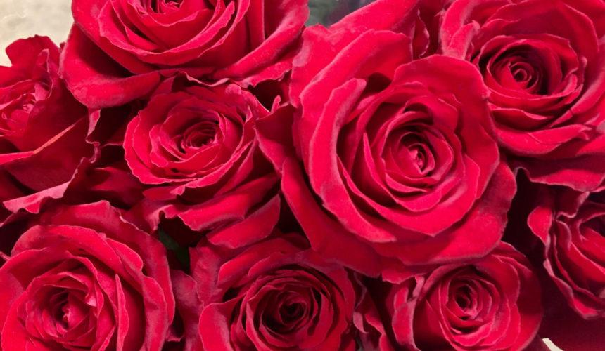 I Fiori per San Valentino